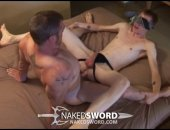 Blindfolded Boy Fucked Hard
