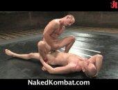 Rough Gay Wrestling