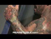 Tattooed Hunk