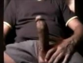 Big Black Cock On Display