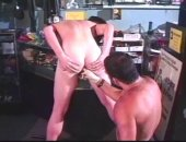 Twink Fingered And Fucked At Porn Shop