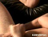 Hot Hunk Raunchy Orgy