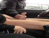 Helping Hands Outdoor Car Jerk Off
