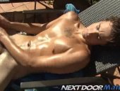 Handsome Kelly Oily and Horny