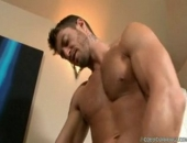 Hung Hotel Hunks Heated Heavy Handjob Session