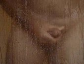 Daddy jerking in the shower