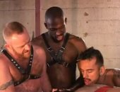 Happy Thirsty Muscular Piss Slaves