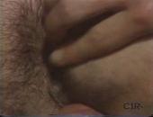 Hairy Hunk Asshole Teased and Licked