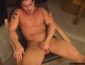 Pornstar Cody Cummings Jerking his Dick