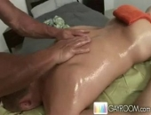 Thick Rippling Muscles Massage Hunk