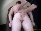 Straight Guy Ass Licked and Massaged