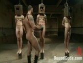 Slave Auction - BDSM Live Shoot