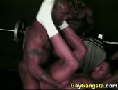 Gangsta Gay Wild Group Sex