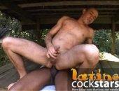 Bareback Latino Cock Stars