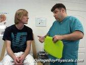 College Boy Physicals - Corey