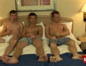 Broke Straight Boys - Threeway