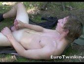 Euro Twink Handjob