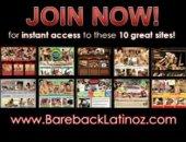 Latino Twinks Bareback