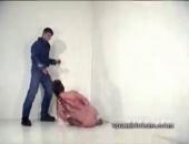 denim dom beats his slave