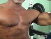 Working Asain Muscle