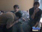 twink 3some on cam