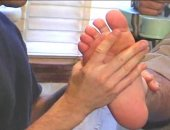 barber shop foot fuckes