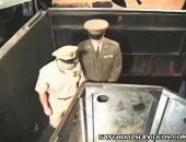 officers at the glory hole