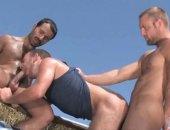Farm Threesome