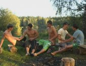 Outdoor Groupsex