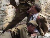 Military Threesome