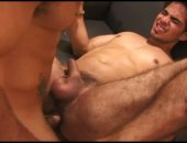 Latino Done In Hairy Ass