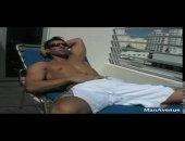 Muscled Latin Man