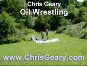 Gay Oil Wrestling