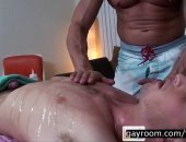 Jayden Ass Massage