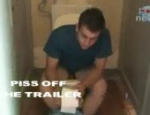 Pissing Off The Trailer