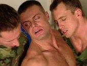 Military fucking