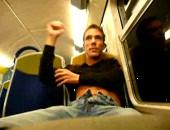 Train Wanking