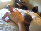 Daddy Sucking Dick