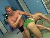 Alfredo Castaldo vs. Rod Stevens