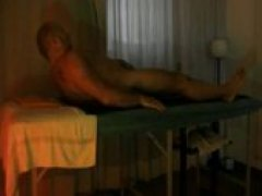 Sexy Big Dicked Masseuse Playing Around