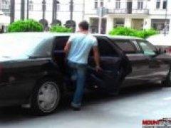 Limousine Lovin Hot Hunks