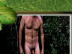 Masturbation Of The Jungle Man