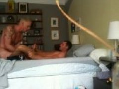 Muscular Amateur Couple Fucks Hard