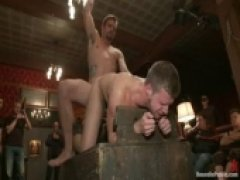 Slaves Ass Fucked