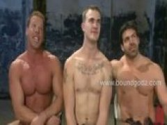 Vince And Derek Orgy Group Sex