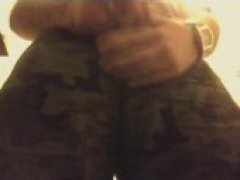 army wanking