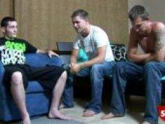 Broke Straight Boys - Jimmy, Mark and Colin