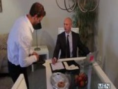 The Political Convention - The Gay Office - Rocco Reed & John Magnum