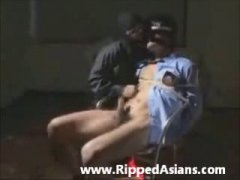 asian officer torture