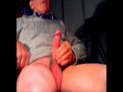 horny hung grandad